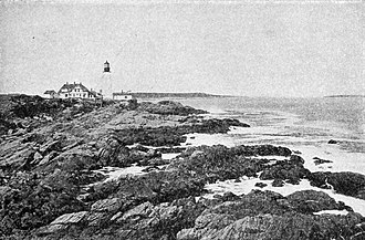 Portland Head Light - Image: Portland Head Lighthouse (1917)
