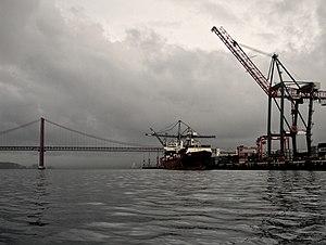 Port of Lisbon - Image: Porto de Lisboa, 2011.02.18 (5489924054)