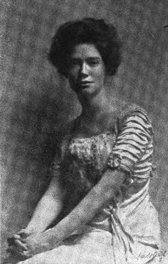 Marion Polk Angellotti - Image: Portrait of Marion Polk Angellotti