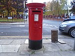 Post box, Lime Grove, Liverpool.jpg