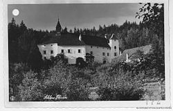 Postcard of Turn Castle, Velenje.jpg