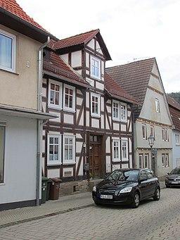 Poststraße in Kassel