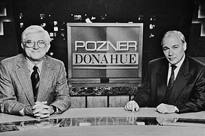 Vladimir Posner - Pozner and Donahue