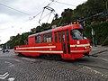 Průvod tramvají 2015, 31 - mazací tramvaj 5572.jpg