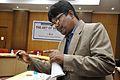 Prabir Ghosh - Art of Science - Workshop - Science City - Kolkata 2016-01-08 9025.JPG