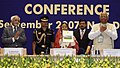 """Pratibha Devisingh Patil releasing the """"53 Commonwealth Parliamentary Conference-A Commemorative Souvenir"""" at the opening Ceremony of the 53rd Commonwealth Parliamentary Conference, in New Delhi on September 25, 2007.jpg"""