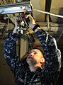 Pre-commissioning Unit Gerald R. Ford (CVN 78) Sailors renovate showcase berthing 150423-N-AO748-094.jpg