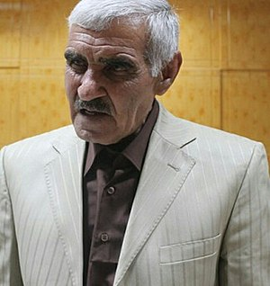 Mansur Selum - Image: President saloum