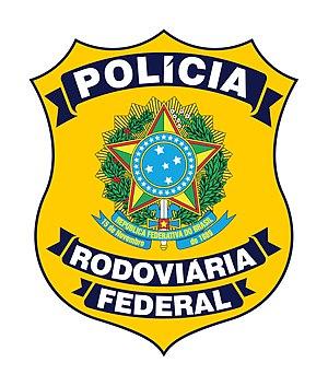 Federal Highway Police - Image: Prf brasao novo