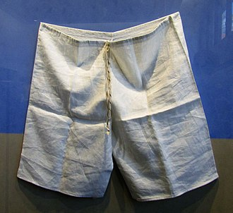 Priestly undergarments - Priestly undergarments