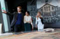 Prince Harry and Ms. Markle visit Titanic Belfast (27102888228).png