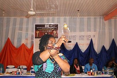 Princess Ekwi Ajide as Amakom Education Ambassador.jpg