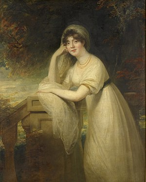 Princess Sophia of Gloucester - Image: Princess Sophia Matilda of Gloucester Beechey 1803 5
