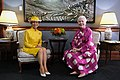 Princess Takamado and Lieutenant Governor Elizabeth Dowdeswell.jpeg