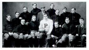 1903 Princeton Tigers football team - Image: Princeton 1903