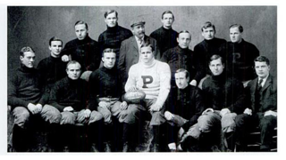 1903 Princeton Tigers football team