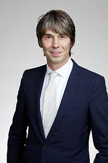 Brian Cox (physicist) - Wikipedia