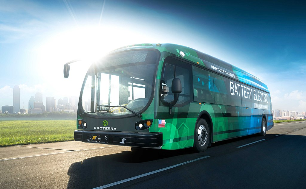 Catalyst E2 Max electric bus set a World Record by driving 1,771 km on a single charge