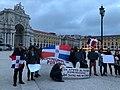 Protestas dominicanas en Portugal 2020.jpg
