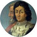 Ptolemeusz i Kopernik.jpg
