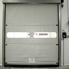 The speed doors are flexible and light doors for intensive industrial use. & High-speed door - Wikipedia pezcame.com