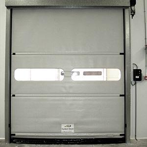 High-speed door - The speed doors are flexible and light doors for intensive industrial use.