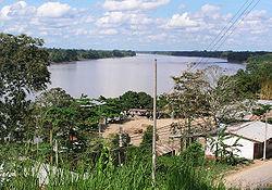 Река Мадре-де-Диос, Пуэрто-Мальдонадо