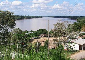 Madre de Dios Region - Madre de Dios River, Puerto Maldonado