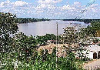 Department of Madre de Dios - Madre de Dios River, Puerto Maldonado