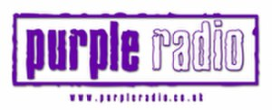 Purple Radio - Purple Radio Logo 2005-2016.