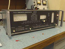 q meter wikipedia Keysight LCR Meter