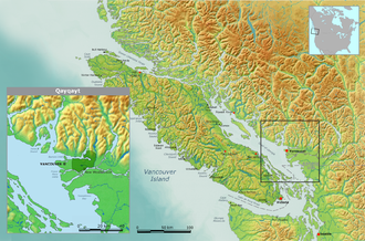 Qayqayt First Nation - Traditional land of the Musqueam First Nation