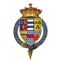 Quartered arms of Sir Henry Herbert, 2nd Earl of Pembroke, KG.png