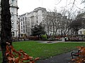 Queen Square on New Year's Eve - geograph.org.uk - 1657424.jpg