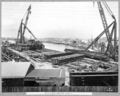 Queensland State Archives 3586 Main bridge erection stage 1 Brisbane 15 September 1937.png