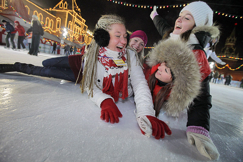 File:RIAN archive 556545 Celebrating Students' Day on Red Square's skating-rink.jpg