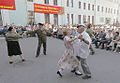 """RIAN archive 701293 Action """"Moscow. Belarusian Railway Station. June 22, 1941"""".jpg"""