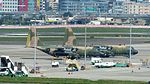 ROCAF C-130H 1307 and 1319 Parked at Songshan Air Force Base 20160924.jpg