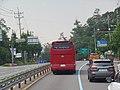 ROK National Route 6 Gyeonggi-Seoul Border, Mangurigogae(Westward Dir) 1.jpg