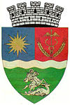 Coat of arms of Băilești