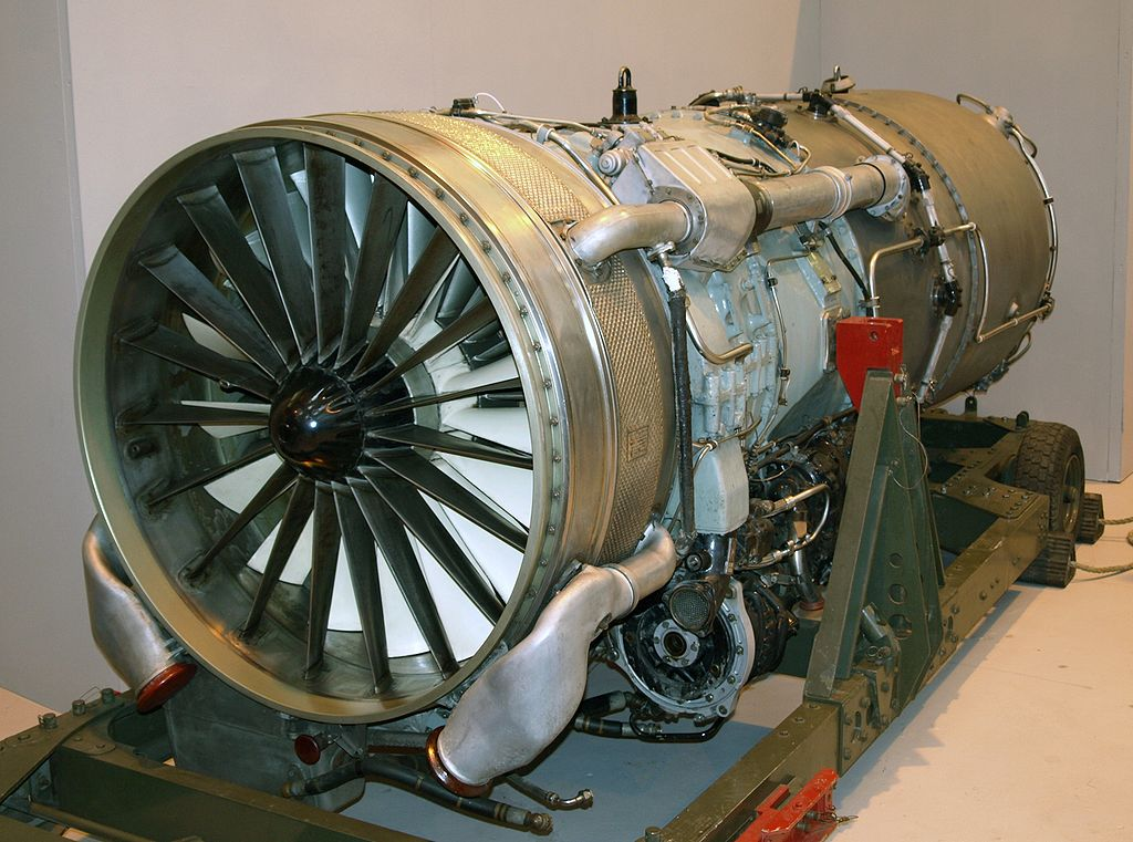 Rolls-Royce Conway engine
