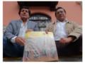 Raúl Herrera & Wilfredo Sandoval con álbum debut mirando piso.png