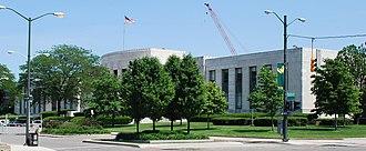 Horace Rackham - Rackham Education Memorial Building in Detroit's Cultural Center Historic District.