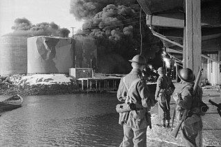 Operation Claymore Raid by British and Norwegian forces in the Lofoten Islands in 1941