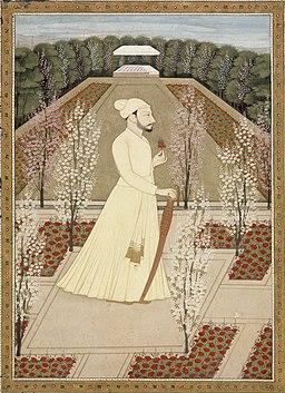 Raja Amrit Pal (Reigned 1757-1776) of Basohli LACMA M.80.223.1