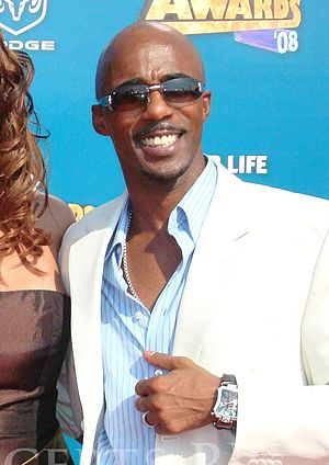 Ralph Tresvant - Tresvant at the 2008 BET Awards