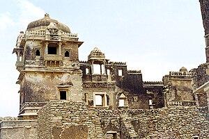 Kumbha of Mewar - Rana Kumbha Palace, Chittorgarh, Rajasthan, India