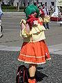 Ranka Lee cosplayer at 2010 NCCBF 2010-04-18 1.JPG