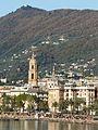 Rapallo-scorcio campanile e lungomare-2011.jpg