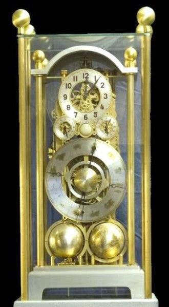 Rasmus Sørnes - The Clock No 3